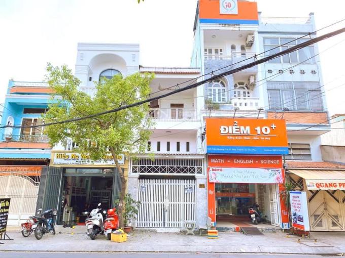 Bán nhà mặt tiền Trần Quang Cơ, Phường Phú Thạnh, 4x20m (3 tấm) giá 8.6 tỷ TL ảnh 0