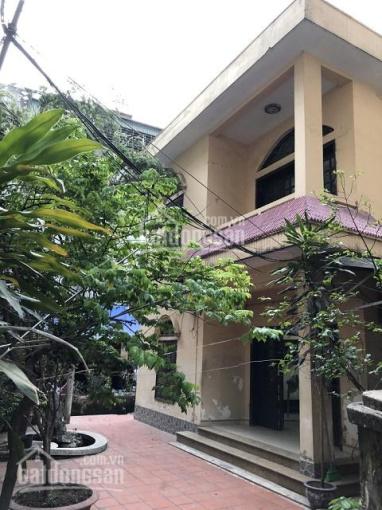 Cho thuê biệt thự cũ ngõ 460 Khương Đình, 100m2 x 2 tầng, tổng DT cả sân 330m2 ảnh 0