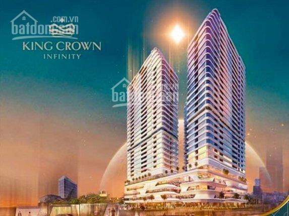 Bán hàng đợt 2 King Crown Infinity MT Võ Văn Ngân giá ưu đãi chỉ từ 85tr - 95tr/ m2 PKD: 0983307878 ảnh 0