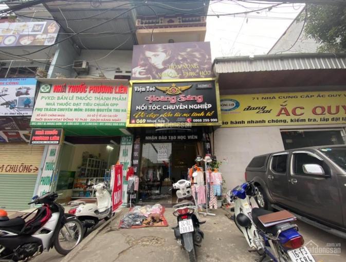 Kinh doanh bất chấp, phố Nhạc Sơn, Phường Cốc Lếu, DT 70m2 xây 2.5 tầng - LH 0988299565 ảnh 0