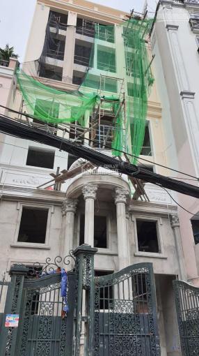Cho thuê nhà 208 Nguyễn Phúc Nguyên, P9, Q3, DT 9x18m NH, hầm 5 lầu có thang máy giá 240 tr/th ảnh 0