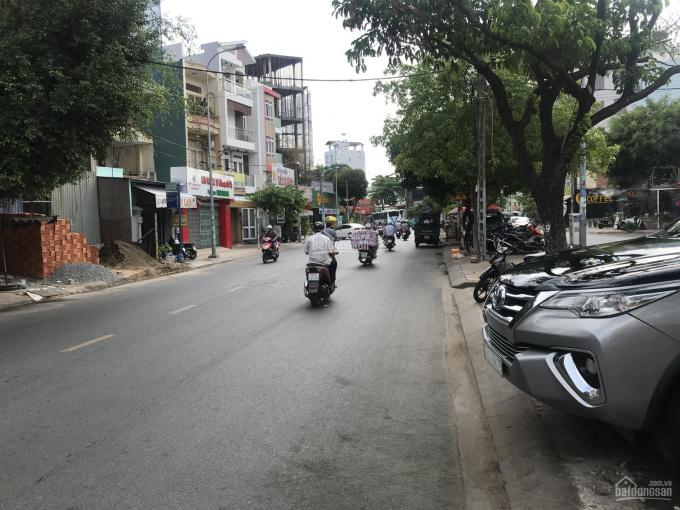 Cho thuê nhà MT sầm uất 100 Tân Hương, Q Tân Phú. 4x25m, 3 lầu, 22tr ảnh 0