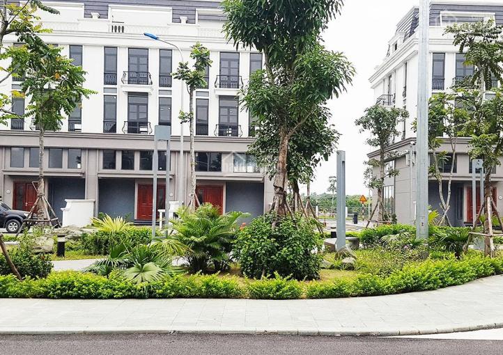 Bán 62,5tr/m2 lô 176m2 liền kề Eastern Park Long Biên, view vườn hoa, 2 mặt tiền, đã hoàn thiện ảnh 0