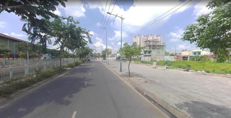 Bán lô đất đối diện Đầm Sen MT đường Kênh Tân Hóa, Tân Thới Hòa, Tân Phú sổ hồng riêng ảnh 0