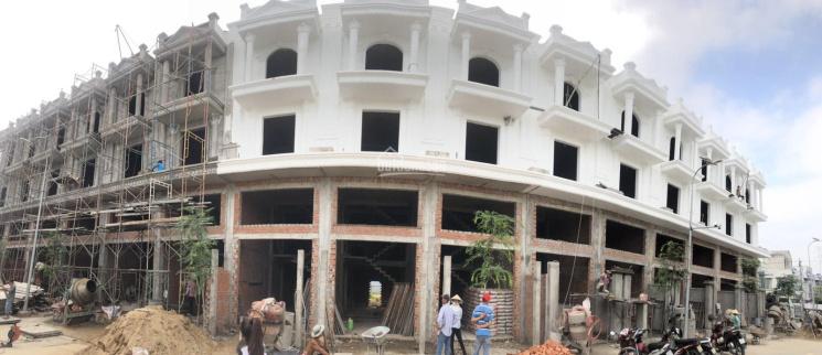 Nhà đẹp mới xây 100%, hoàn thiện bên ngoài, 4x15m, mặt tiền Hà Huy Giáp nối Nguyễn Oanh ảnh 0