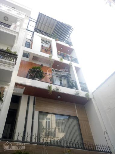 Cho thuê nhà giá rẻ trong mùa dịch, nhà mới xây 100%. Đường Lê Lợi, P4, 4 lầu, 5PN, 14tr ảnh 0
