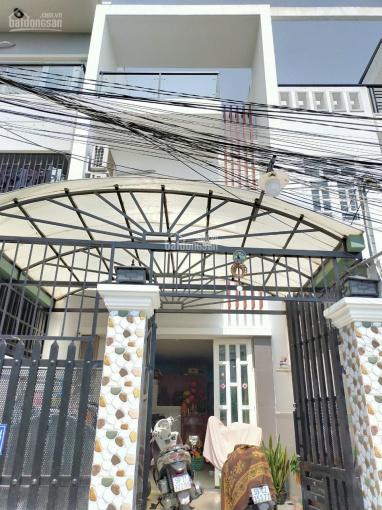 Bán rẻ nhà đẹp 2.5 tầng 4x17m, giá chỉ 3.9 tỷ, hẻm 1806 Huỳnh Tấn Phát sát Quận 7 ảnh 0