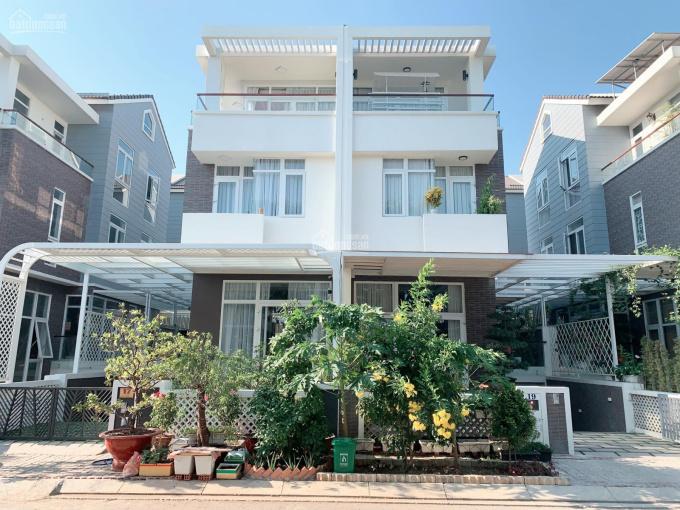 Kẹt tiền bán gấp căn nhà Jamona Golden Silk 7,4x20m 1 hầm trệt 2 lầu giá 15 tỷ, LH 0901.424.068 ảnh 0