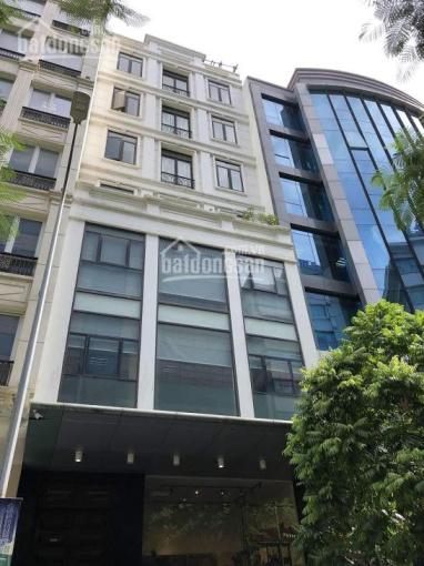 Chính chủ bán tòa văn phòng mặt phố Hoàng Quốc Việt - Quận Cầu Giấy - Hà Nội ảnh 0
