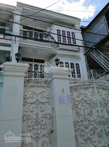 Cho thuê nhà đường Nguyễn Bá Tuyển, Quận Tân Bình, 5x18m 1 trệt 2 lầu ảnh 0