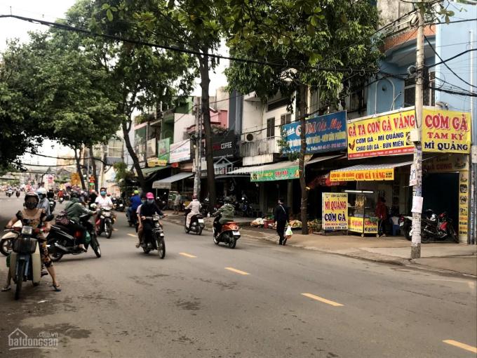 Bán mặt tiền thụt đường Nguyễn Văn Đậu, P7, Bình Thạnh 10mx8m (77m2) Giá 12 tỳ ảnh 0