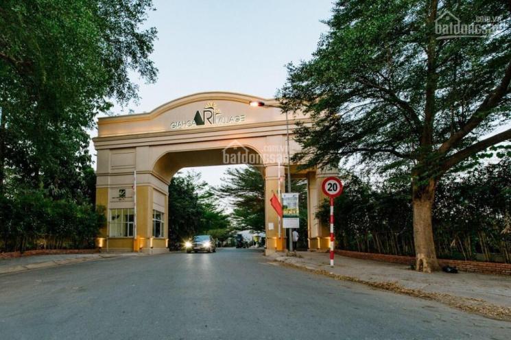 Bán gấp nền biệt thự KDC Gia Hòa DT 10x20m. Giá 66.5tr/m2, đối diện công viên, LH 0909113585 ảnh 0