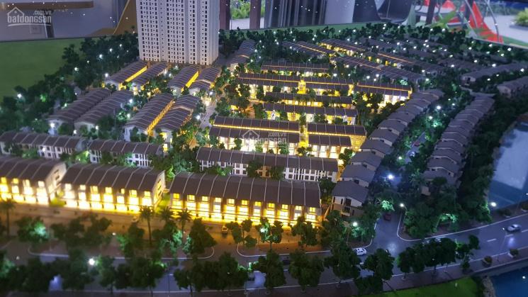 Chỉ từ 3,1 tỷ sở hữu ngay nhà phố 3 tầng hoàn thiện về ở luôn khu đô thị Bắc Sông Cấm Hải Phòng ảnh 0