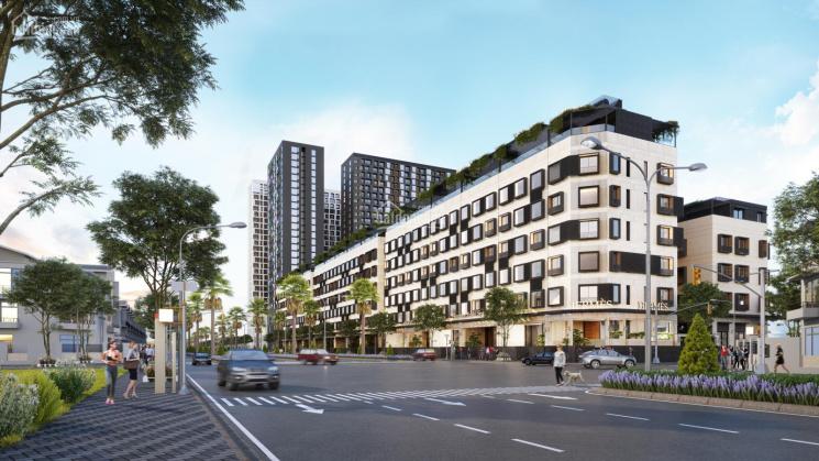 Chủ đầu tư mở bán 30 căn shophouse đẹp nhất, mặt tiền quốc lộ 1A, trung tâm thành phố Lạng Sơn ảnh 0