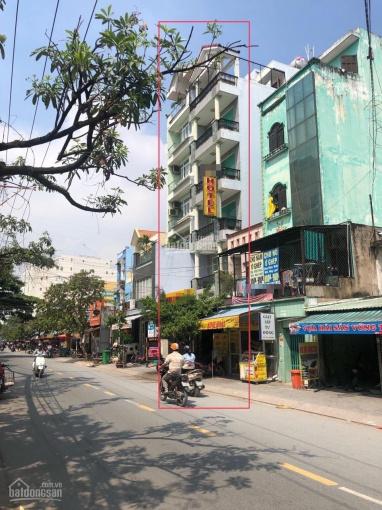 Bán gấp khách sạn mặt tiền đường Lý Phục Man, phường Bình Thuận, Quận 7 ảnh 0