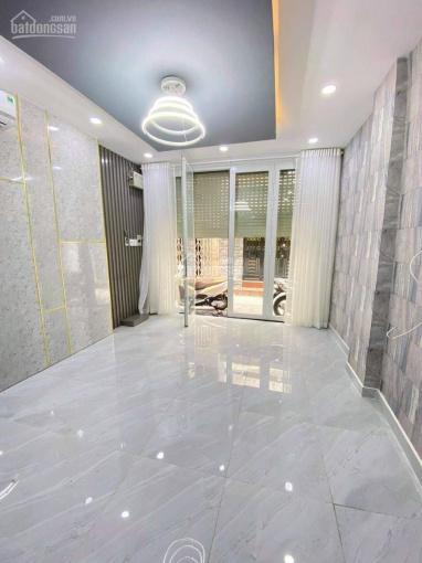 Bán nhà đường Huỳnh Mẫn Đạt, P. 7, Quận 5. Dt: 3,8 x 13m giá chỉ 7,5 tỷ TL, nhà mới 100% ảnh 0