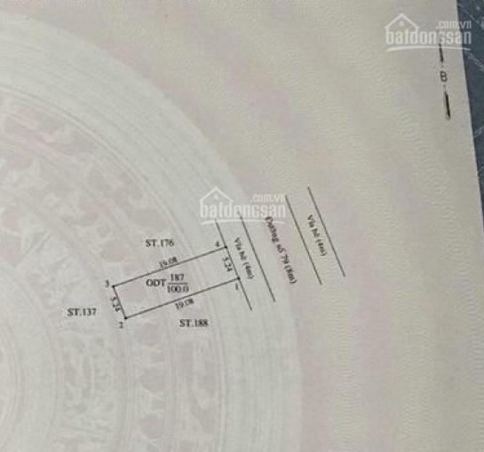 Chính chủ cần bán mấy lô đất TĐC Phú Chánh, P Phú Tân, Thủ Dầu Một, Bình Dương ảnh 0