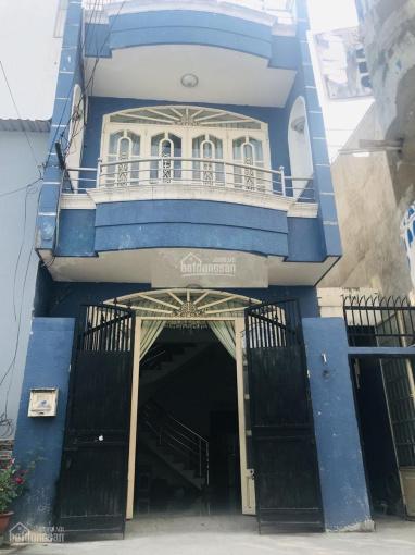 Bán nhà hẻm xe hơi Đỗ Công Tường, Tân Quý, Tân Phú, 5x10m, 1 trệt 2 lầu sân thượng ảnh 0