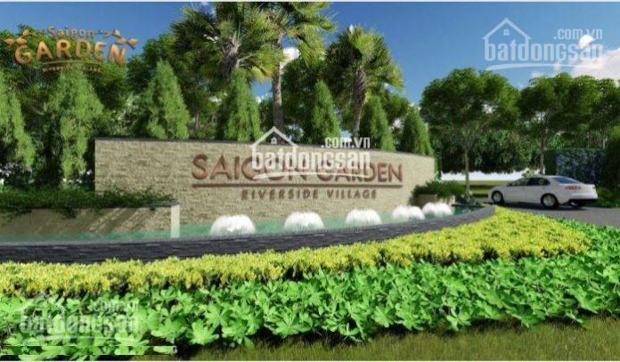 Cần bán đất nền dự án Sài Gòn Villas ngay khu bán Đảo Long Phước, Quận 9: LH 0902537816 ảnh 0