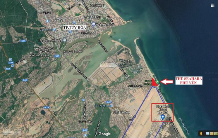 Mở bán dự án biệt thự thương mại mặt biển đầu tiên tại Tuy Hòa, ngay sát sân bay Tuy Hòa ảnh 0