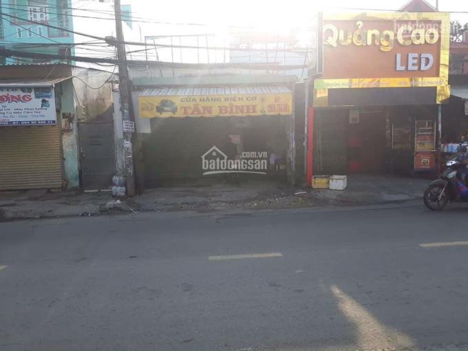 Bán nhà mặt tiền đường Bình Long, 16mx52m, nhà cấp 4, giá: 95 tỷ, P. Phú Thạnh, Q. Tân Phú ảnh 0