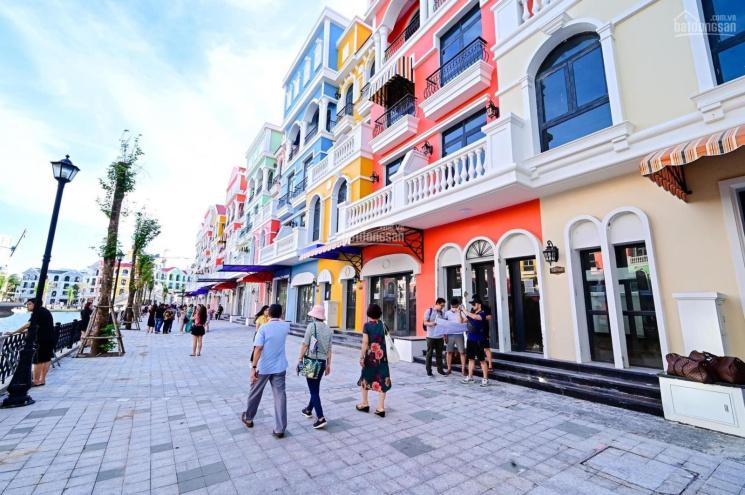 Bán 4 căn Shophouse liên tiếp khu Shanghai tại dự án Grand World Phú Quốc, view về khu khách sạn ảnh 0