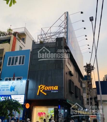 Cho thuê NC góc 2 MT Nguyễn Đình Chiểu, P.4, Q.3 4 tầng sàn trống spa, nail, shop, hoa, VP, 30tr/th ảnh 0