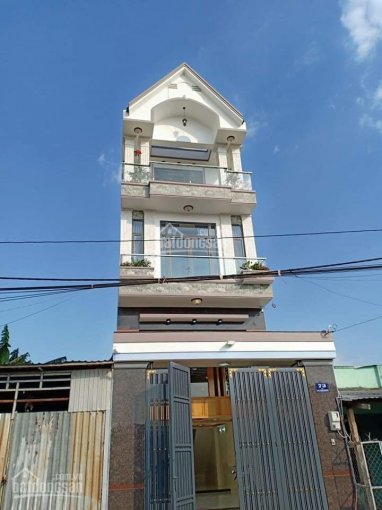 Biệt thự cao cấp ở Phan Văn Hớn - Bà Điểm 6x20m, đúc 4 tấm ảnh 0