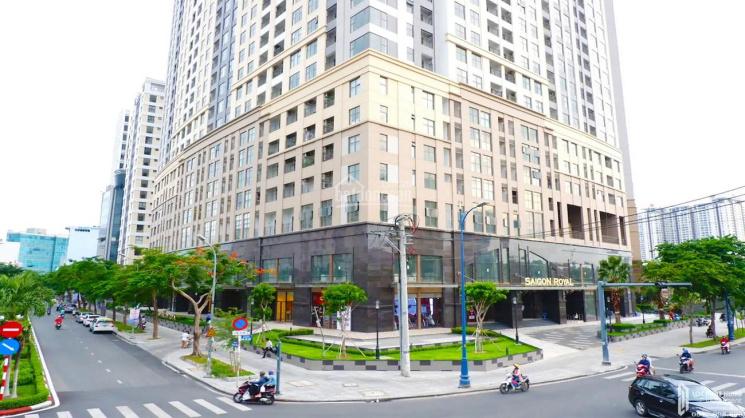 Chủ nhà bán nhanh căn hộ Saigon Royal, view Thủ Thiêm, giá bán 7.2 tỷ (Giá chốt) - 0918753177 ảnh 0