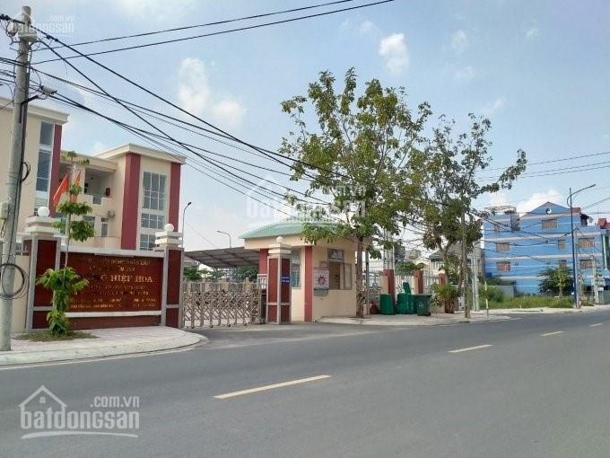 Đất mặt tiền Đỗ Văn Thi, P. Hiệp Hòa, giá chỉ 23 triệu/m2, sổ riêng, full thổ cư, LH: 0902601327 ảnh 0