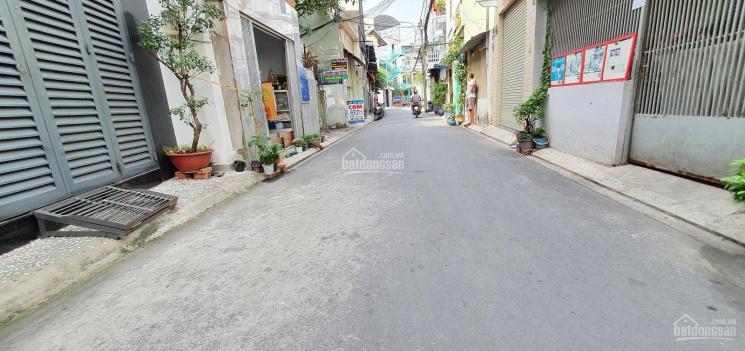 Bán CHDV 13 phòng, cho thuê 69 triệu/tháng, Nguyễn Tri Phương, quận 10, 6 tầng, 87m2, 10 tỷ ảnh 0