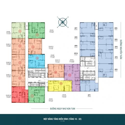 Mua trực tiếp chủ đầu tư, Harmony Square, căn 2PN DT 75m2 giá 2,7 tỷ, đủ đồ, LS 0% 12 tháng + CK 3% ảnh 0