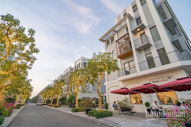 Cho thuê tầng 1 shophouse The Manor, Nguyễn Xiển đối diện ĐH Thăng Long. Lh 0967098860 ảnh 0