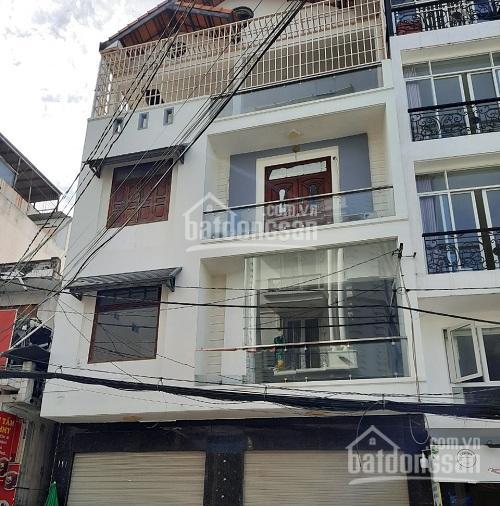 Cho thuê nhà mặt tiền hẻm đường Điện Biên Phủ Quận Bình Thạnh 6x18m 1 trệt 2 lầu sân thượng ảnh 0