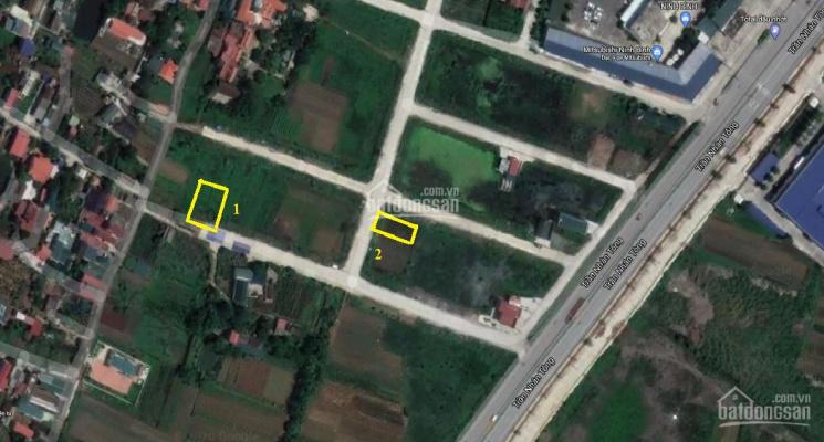 Đất KDC mới đối diện Big C, mặt đường Trần Nhân Tông, KCN Phúc Sơn ảnh 0