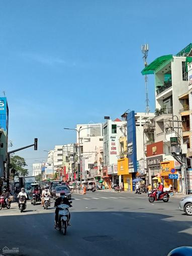Bán nhà mặt tiền Hoàng Văn Thụ, P. 9, Phú Nhuận, 4.5x20m, 4 tầng, HĐT 550tr/năm, giá 23 tỷ TL ảnh 0