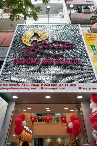 Chính cần tìm người thuê căn mặt tiền đường Nguyễn Cảnh Chân Quận 1 ảnh 0