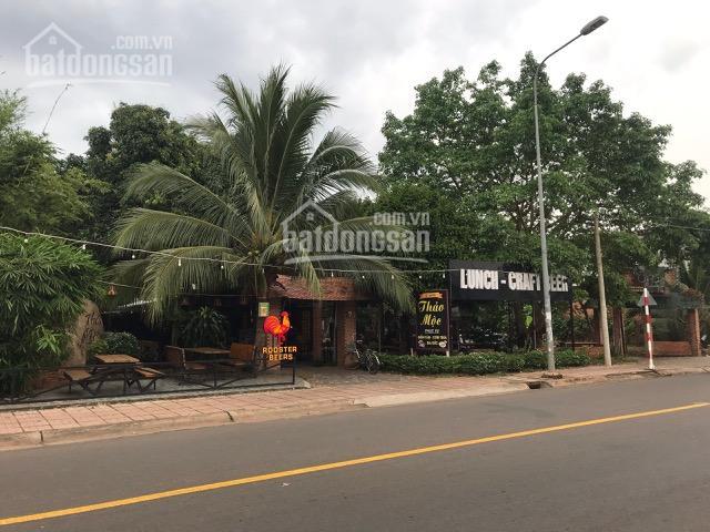 Quán cafe điểm tâm - cơm trưa - beer club - đẹp, phong cách rộng 1300m2 trung tâm TP. Long Khánh