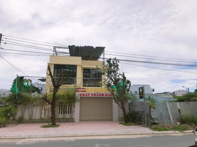 Cho thuê nhà nguyên căn mặt tiền đường Trần Quang Diệu, Vĩnh Hòa, Nha Trang ảnh 0