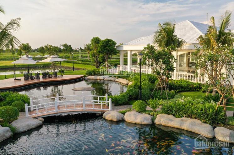 Đất nền BT sông và sân vườn Sài Gòn Garden Quận 9 có bến du thuyền hồ bơi 21tr/m2, LH: 0908207092 ảnh 0