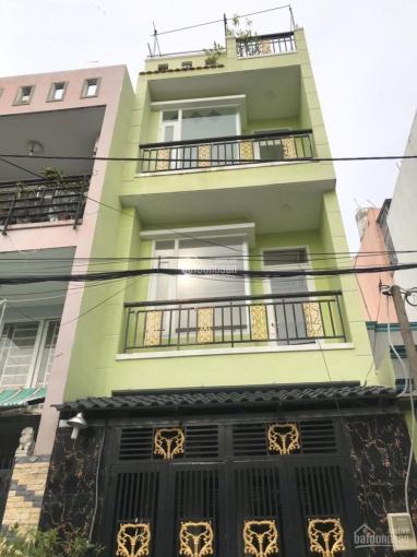 Bán nhà hẻm thông xe tải đường Đình Nghi Xuân, Bình Trị Đông, Bình Tân, 4x10.5m, 1 trệt 2 lầu ST ảnh 0