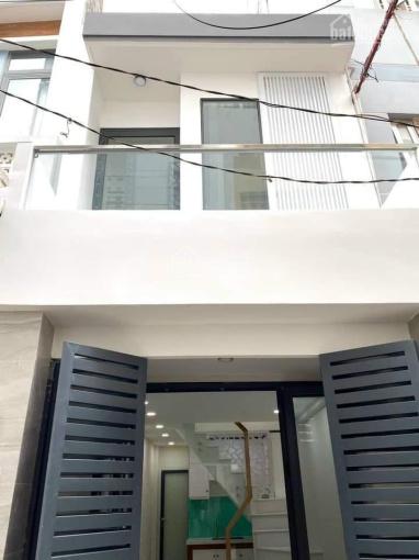 Nhà 1L xây mới 100%, ngay chợ Phan Đăng Giảng, Bình Tân, sổ hồng, DT 75m2, HXH, tặng full nội thất ảnh 0