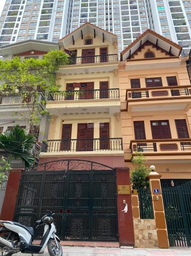 Cho thuê nhà tại Khương Đình, Thanh Xuân, diện tích 120m2 x 5 tầng, giá 30tr/th ảnh 0