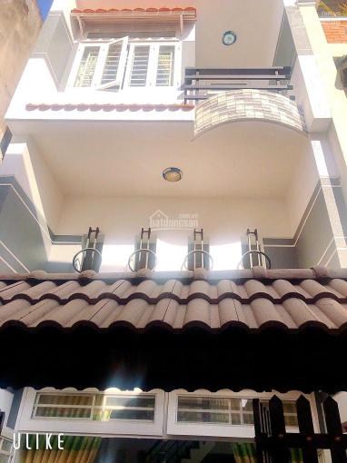 Bán nhà 2 tầng 1 lửng Gò Vấp - Khu vực nhiều tiện ích ảnh 0