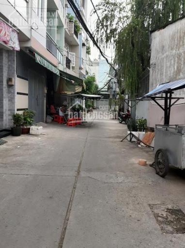 Bán nhà hẻm 4m Trần Tấn, P Tân Sơn Nhì, Q Tân Phú ảnh 0