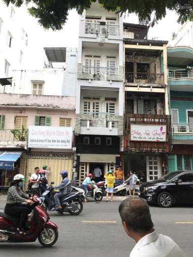 Bán gấp nhà mặt tiền đường Phạm Hữu Chí, Q. 5 (3.6*22m) giá 13.7 tỷ ảnh 0
