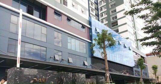 Cho thuê 800m2 sàn thương mại tòa Riverside Garden mặt phố Vũ Tông Phan kinh doanh mọi loại hình ảnh 0