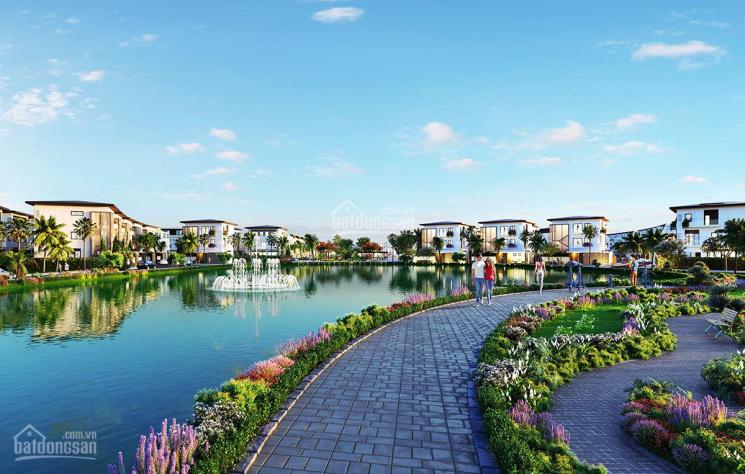 Suất nội bộ biệt thự view hồ 7ha + bàn giao hoàn thiện, hồ bơi riêng 21m2 + trực tiếp chủ đầu tư ảnh 0