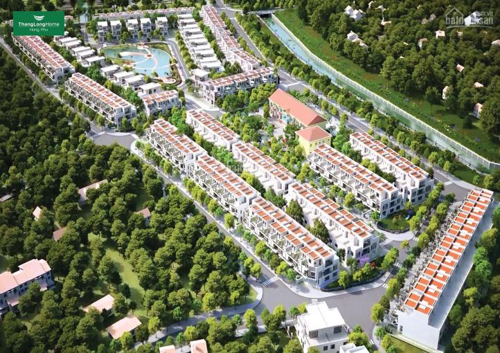 Thăng Long Home Hưng Phú nhà phố quy mô đẹp nhất thủ đức - nhiều căn giá hấp dẫn ảnh 0