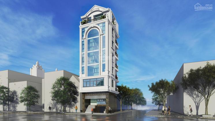 Chính chủ cho thuê nhà lô góc mặt phố Vũ Tông Phan, 70m2 x 7 tầng thang máy ảnh 0